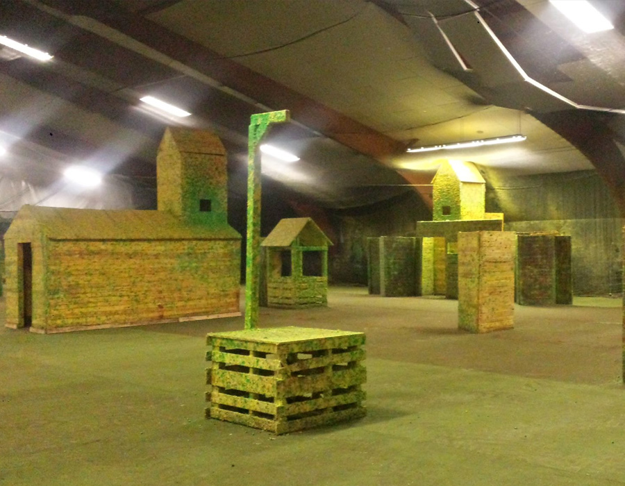 paintball arena schleswig